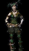 Gaige-skin-emerald executioner