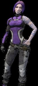 СкМ - Фиолетовая Виолетта