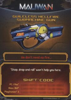Dplc card5 hellfire