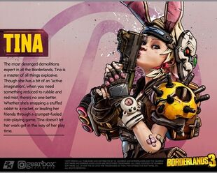 Tiny Tina | Borderlands Wiki | FANDOM powered by Wikia