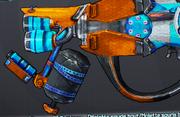 Smg alien barrel