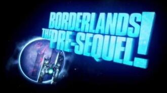 Borderlands The Pre-Sequel Intro Trailer