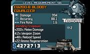 EQ200-B Bloody Equalizer