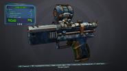 Без стихии зел баевой пистолет (2)
