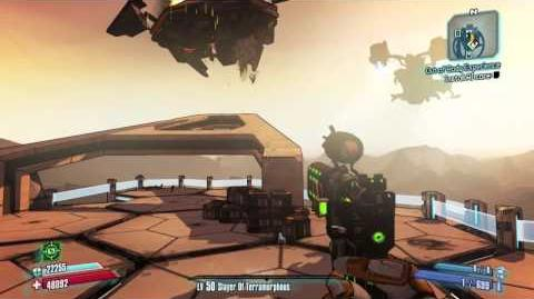 """Borderlands 2 - How to Farm """"Bitch"""" and BNK-3R (Bunker)"""