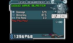 Fry 110110 Wave Blaster