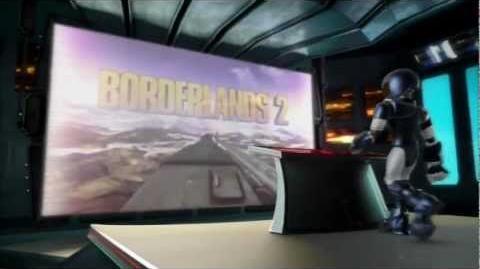 Toonami - Borderlands 2 Game Review (HD 1080p)