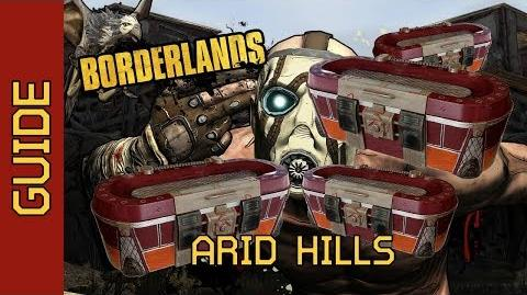 BL1 Arid Hills Chests Complete Guide