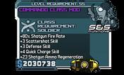 Commando Class Mod