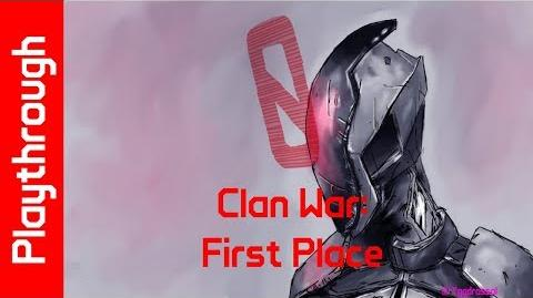 Clan War First Place
