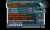 VRR450 C Cobalt Volcano