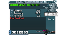 110110 Wave Blaster