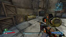 Borderlands2 bloodshotstrong couch 1