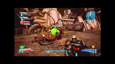 Borderlands 2 PAX 2012 LiveStream - Salvador Gameplay