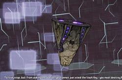 Pandora Vault Key