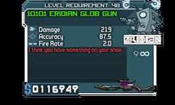 10101 Eridian Glob Gun