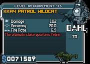 Kka4 patrol wildcat 43