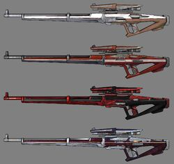 Old Hyperion Snipers Rarity Schemes