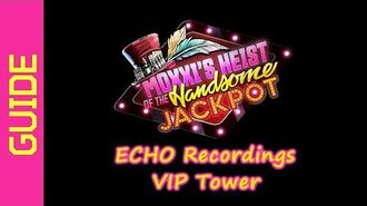 ECHO Recordings VIP Tower