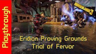 Trial of Fervor