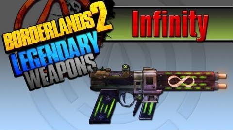 BORDERLANDS 2 *Infinity* Legendary Weapons Guide