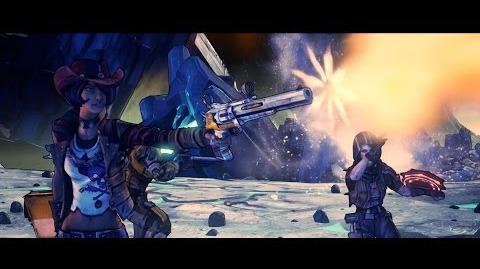 Borderlands The Pre-Sequel - Moon Dance Trailer