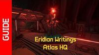 Atlas HQ Eridian Writings
