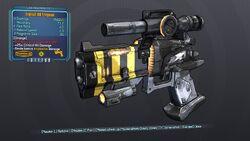 Explicit 88 Fragnum 57 Orange Explosive