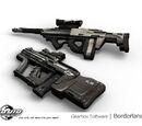 Мусорщик: Пистолет-пулемет