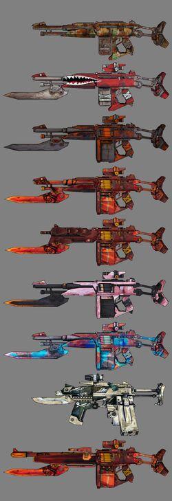 Bandit Weapons Range