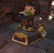 Украденная гиперионская турель Mk-FX