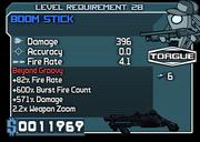 28 Boom Stick*
