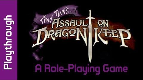 A Role Playing Game