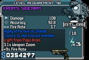 Kroms sidearm 48