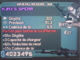 Ajax's Spear