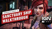 Borderlands 3 - Экскурсия по Убежищу-3 от IGN