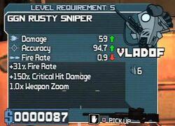 Gun RustySniper