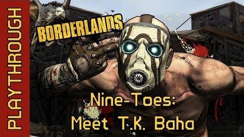 Nine-Toes Meet T.K