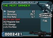 19 The Meat Grinder