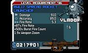 RWL17 Spread Rocket Launcher
