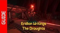 The Droughts Eridian Writings