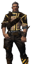 BL2-Axton-Skin-Lord of Justice