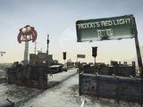Встреча с Мокси: Красный фонарь