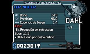 LB7 Nailer