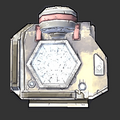 Matériau bouclier Tediore 1