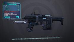 OP8 Perma-Sharp Avenger