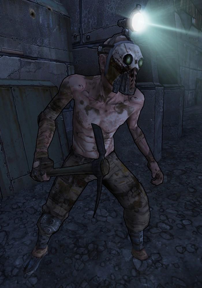 Psycho Miner | Borderlands Wiki | FANDOM powered by Wikia