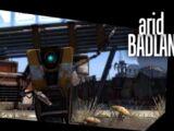 The Arid Badlands