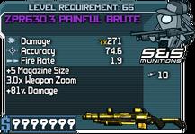 ZPR630.3 Painful Brute