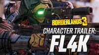 "Borderlands 3 - FL4K Character Trailer ""The Hunt"""
